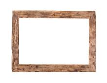 Wooden Frame / Rustic Wood Fra...