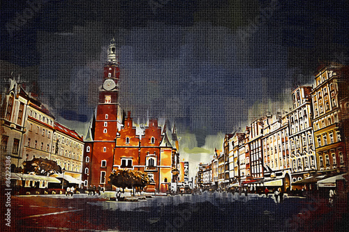 wroclaw-city-miasto-retro-vintage