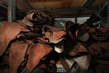 Leather Selection / Stock Of L...