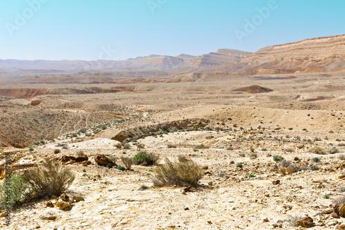 Keuken foto achterwand Droogte Desert