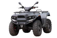 Powerful Modern ATV