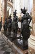 Statuen der Hofkirche Innsbruck
