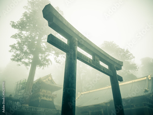 Photo sur Toile Japon Nikko