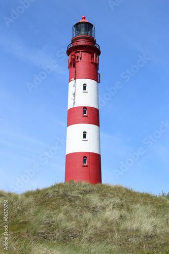Foto op Aluminium Vuurtoren Lighthouse on Amrum