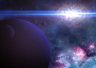 Рождения звезды