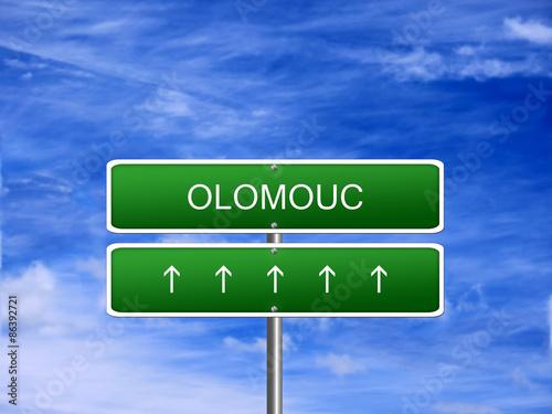 Olomouc City Czech Republic Poster