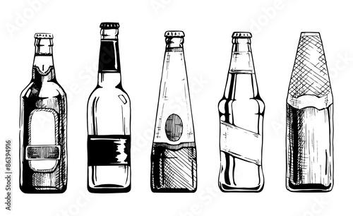 Fotografia  Beer bottle