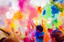 Color Run -It's Fantastic Marathon