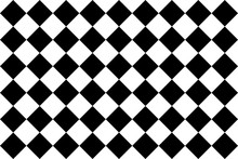 黒ダイヤ パターン