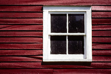 Small Barn Window
