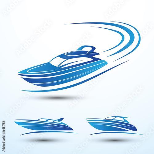 Fotografia  Speed boat