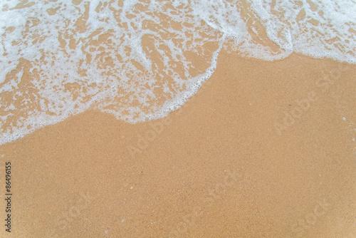 Stickers pour portes Eau Beaches and sea