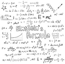 Albert Einstein Theory And Phy...