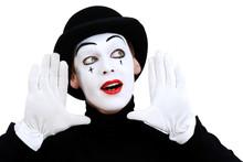 Clown Mime