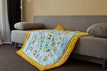 Childrens Scrappy Blanket 3004.