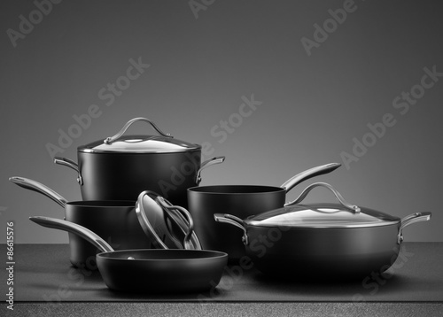 Fotografie, Obraz  cooking set