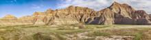 South Dakota Badlands Panorama