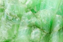 Surface Of Jade Stone Backgrou...