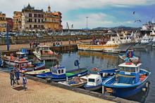 Pozzuoli Hafen