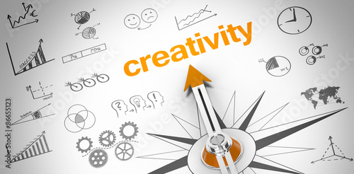 Fotografie, Obraz  creativity