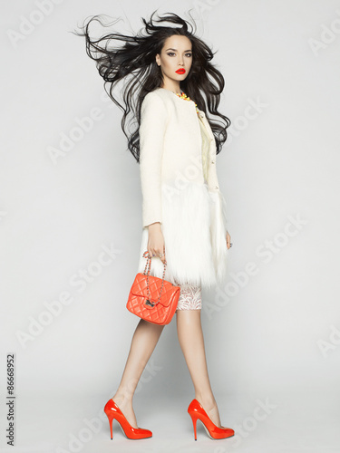 Plakat  Fashion lady