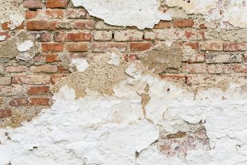 FototapetaBeschädigte Mauer