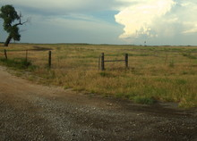 Storm On The Great Plains