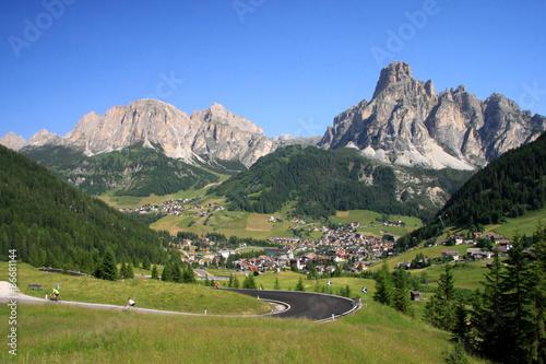 Photo  val Badia - Dolomiti