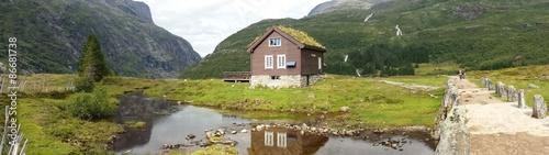 cabaña noruega