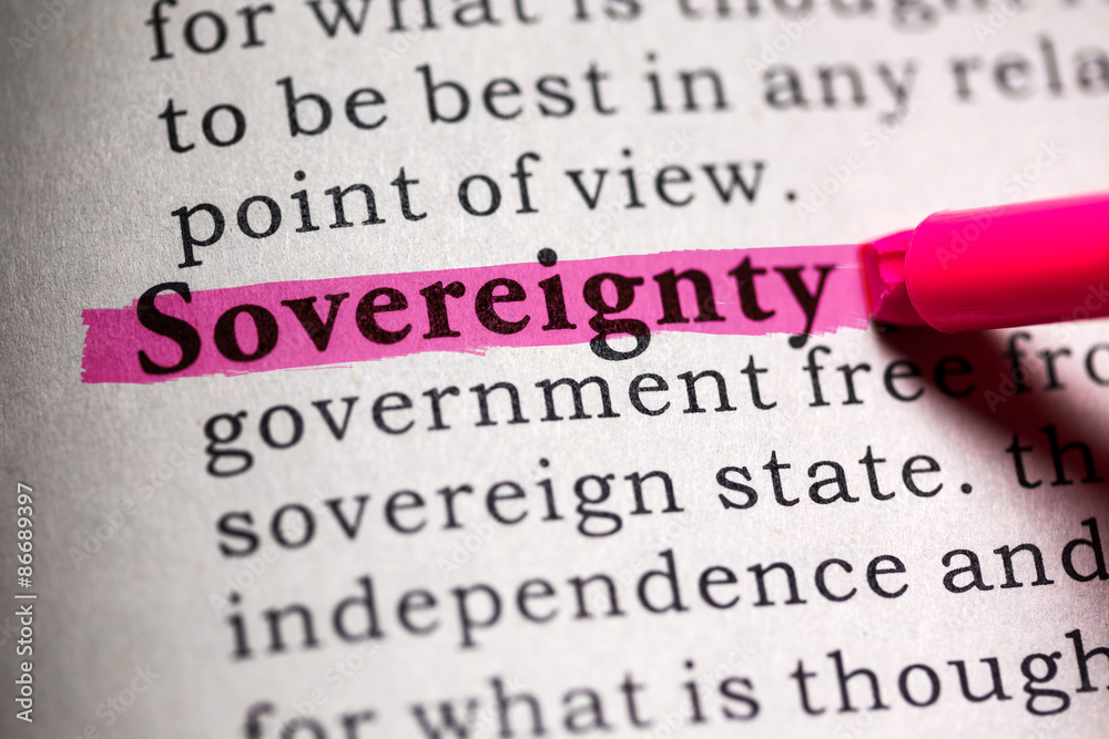 whats sovereignty A great many christians can bear testimony to the earthshaking effects of realizing the sovereignty of god these same kinds of testimonies are found in the bible, perhaps none more profound than the prophet isaiah's account of his life-changing encounter with the sovereign lord if the apostle.