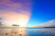 Fantastic sunset, Okinawa, Japan