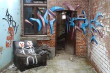 Maison Abandonnée / Doel (Belgique)