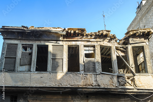 House in Damascus, Syria