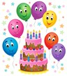 Birthday cake theme image 7