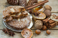 Nuremberg Gingerbread Is A Traditional Christmas Treat
