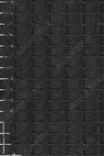 Foto op Plexiglas cement wall layers