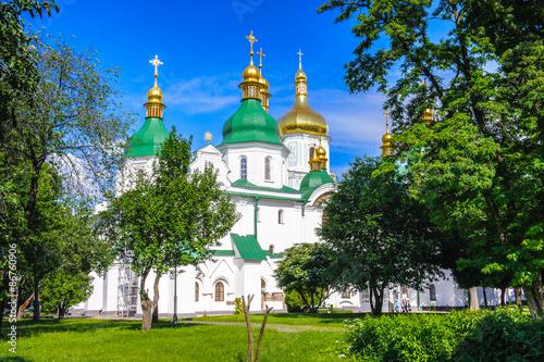 Foto op Plexiglas Kiev Saint Sophia Cathedral, Kiev, Ukraine