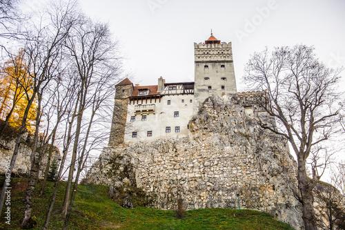 Fotografie, Obraz  Castle Dracula v Bran, Rumunsko