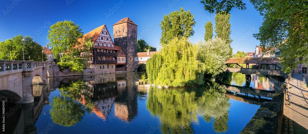 Fototapeta Nürnberg