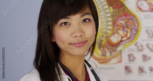 Fotografie, Obraz  Chinese Gynecologist