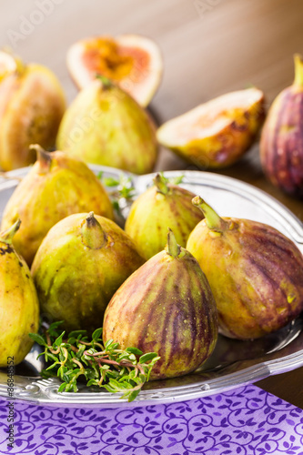 Poster Pays d Asie California figs