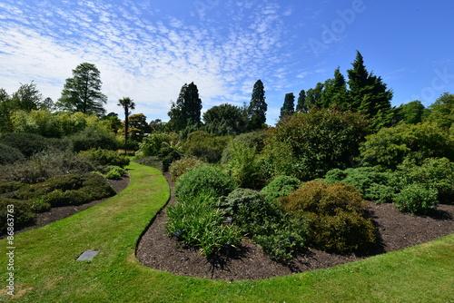 Fotografija An English country estate in summertime