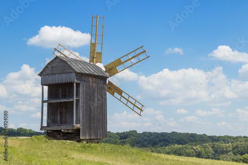 Papiers peints Moulins ветряная мельница