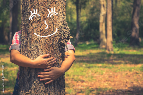 Fotografie, Obraz  Love Tree