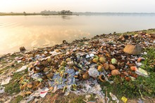 Water Rubbish Pollution
