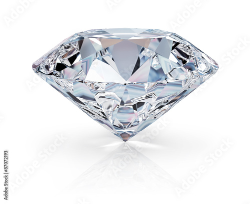 Fototapeta diamond obraz