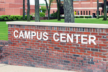 """Sign For A """"Campus Center"""" At ..."""