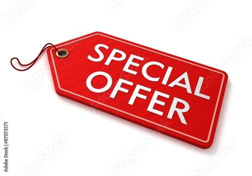 Fotografía  special offer