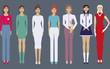 Donne e ragazze