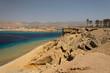 Coast in Egypt. Red Sea.